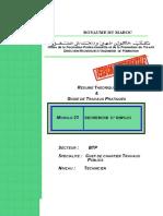 M23 Moyens Recherche Emploi AC CCTP-BTP-CCTP