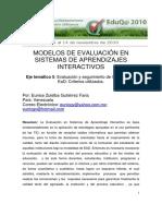5 10 GUTIERREZ Eunice Modelos de Evaluacion en Sisteamas de Aprendizaje Interactivos