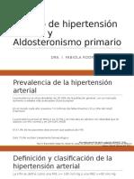 Estudio de Hipertensión Arterial y Aldosteronismo Primario