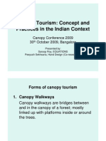 Canopy Tourism