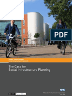 Case for Social Infrastructure Planning - NHSHUDU England - 2006