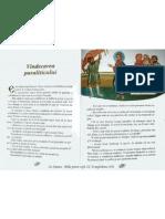 Vindecarea Paraliticului Biblia Pentru Copii