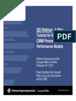 A Mini-Tutorial for Building CMMI Process Performance Models_1