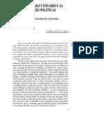 Deleuze, Gilles; Negri, Toni. O Devir-revolucionário e as Criações Políticas