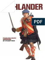 Military Illustrated - Highlander - Fearless Celtic Warriors