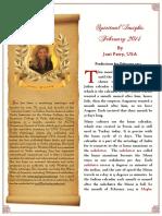 FebruarySpiritualInsights2014JoniPatryBW