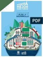 Anteproyecto Plan Distrital Desarrollo 2016 2019