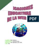Trabajo EDI - Nair Cabrera