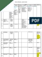 Term 2 Planner 2010