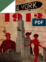 1913 New York