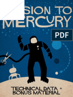 Mercury Technical Data