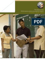 The Peace Corps Performance and Accountability Report Fiscal Year 2007       annrept2007
