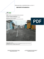 Reporte Fotografico Est 2 y Finiquito