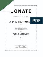HartmannJPE Flute Sonata Op1
