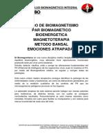 CURSO BIOMAGNETISMO 2014