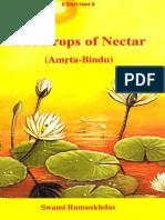 33323301 Drops of Nectar by Swami Ramsukhdasji