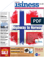 Evening Gazette Highway to Norway part 1