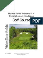MVA Handbook Valuation Guides - Golf Course