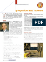 Understanding Magnesium Heat Treatment