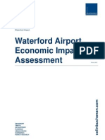 Waterford Airport Economic Impact Report
