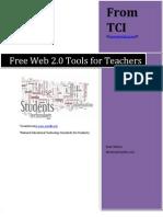 Web 2.0 Tools Handout