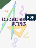 Múltiplos - atividades