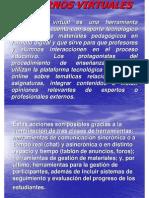 Diapositivas de Entornos Virtuales