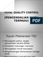 (12)Total Qiality Control