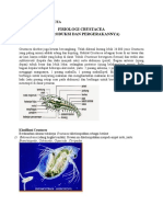 Fisiologi Crustacea