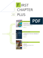 First Chapter Plus - April 2010 - connecting readers to new books
