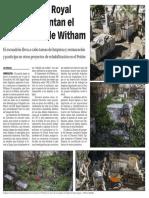 160307 La Verdad CG- Soldados Del Royal Signal Adecentan El Cementerio de Witham p.5
