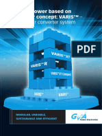 GvA VARIS Brochure 2015 e