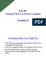CS25 Lecture Presentation 6
