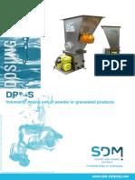 DP-S - dosing