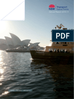 Sydney Ferries Annual Report 201011