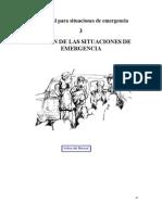 GESTIÓN DE LAS SITUACIONES DE ERGENCIA