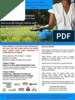 Final Health Summit 4-23-10 --Flyer