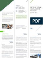 ISSS Leaflet(2015)