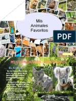 Animales Favoritos
