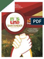 Preliminar PDD Santander Nos Une 02032016