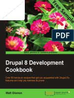 Drupal 8 Development Cookbook - Sample Chapter