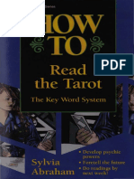 Abraham, Sylvia - How to Read the Tarot