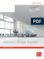 DS 9303 e OWAtecta Installation Guide 121400