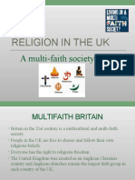 1. Religion in the UK