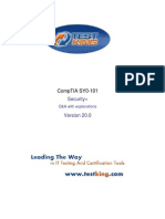Testking.compTIA.sy0 101.Exam.Q.and.A