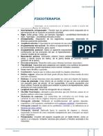 GLOSARIO FISIOTERAPIA