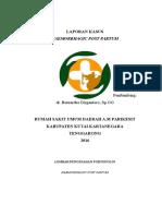 Case Report HPP Final
