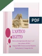 Antico Egitto Classi 4 a B