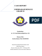 Case Report DBD Grade II Kepaniteraan IKA