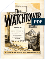 The Watchtower - 1960 issues